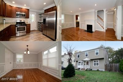 Falls Church Single Family Home For Sale: 3114 Annandale Road