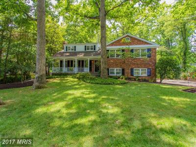 Alexandria Single Family Home For Sale: 3809 Westgate Drive