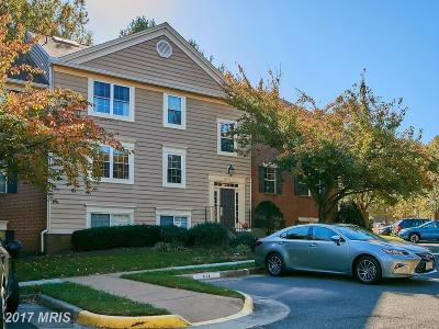 Fairfax Townhouse For Sale: 12011 Golf Ridge Court #202