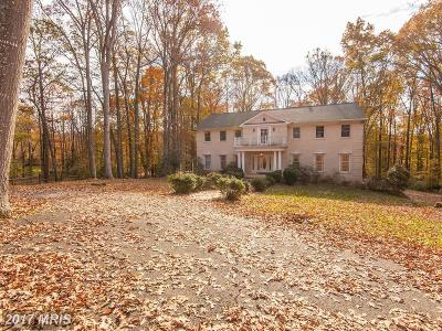 Fairfax Station VA Single Family Home For Sale: $875,000