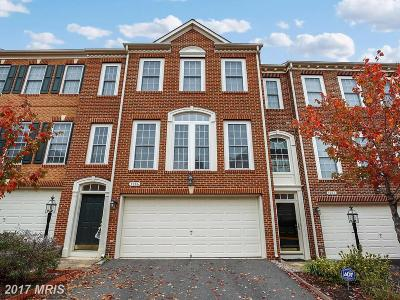 Lorton Townhouse For Sale: 7986 Thomas Nevitt Street