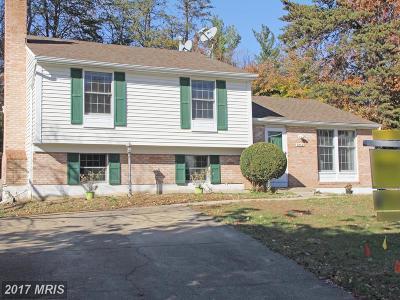 Burke VA Single Family Home For Sale: $550,000