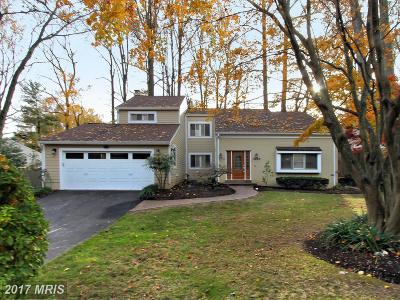 Reston Single Family Home For Sale: 11803 Tree Fern Court