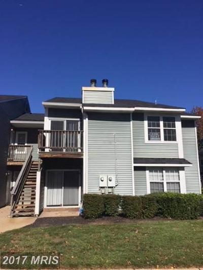 Alexandria Condo For Sale: 8630 Beekman Place #30D