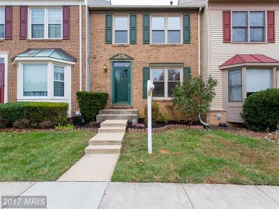 Alexandria Townhouse For Sale: 7214 Cherwell Lane