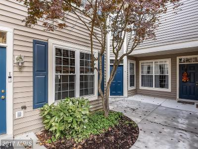 Reston Townhouse For Sale: 11405 Windleaf Court #21