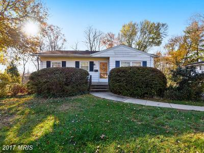 Vienna Single Family Home For Sale: 2715 Bowling Green Drive