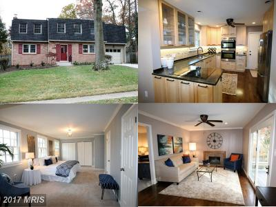Fairfax Single Family Home For Sale: 10329 Commonwealth Boulevard
