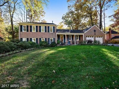 Reston Single Family Home For Sale: 2517 Farrier Lane