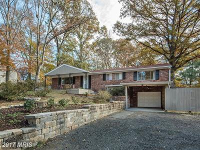 Lorton Single Family Home For Sale: 9521 4th Place