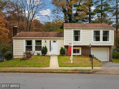 Reston Single Family Home For Sale: 2307 Old Trail Drive