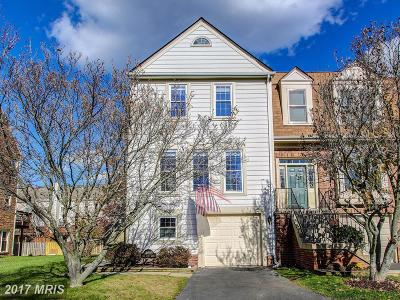 Centreville Townhouse For Sale: 14009 Red River Drive
