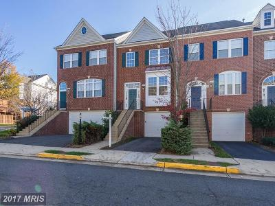 Fairfax Townhouse For Sale: 4095 River Forth Drive