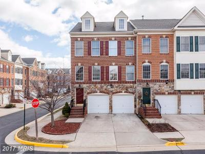 Fairfax Townhouse For Sale: 13031 Starling Court