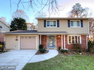 Fairfax Single Family Home For Sale: 5211 Claridge Court
