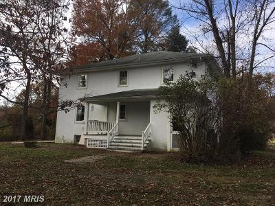 Great Falls Single Family Home For Sale: 511 Utterback Store Road