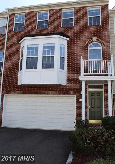 Alexandria VA Townhouse For Sale: $575,000