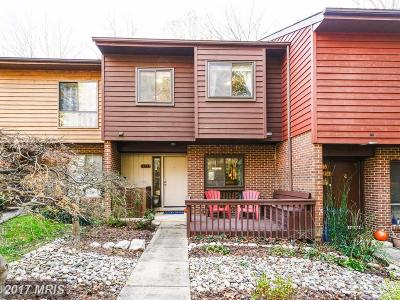 Reston VA Townhouse For Sale: $425,000