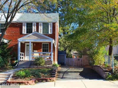 Alexandria Duplex For Sale: 2726 Fort Drive