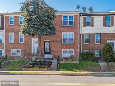 Herndon VA Townhouse For Sale: $369,900