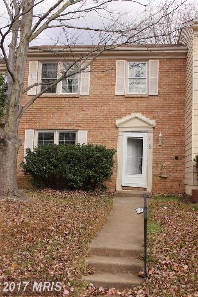 Chantilly Rental For Rent: 4160 Hamlin Court
