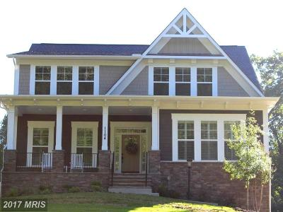 Herndon Single Family Home For Sale: 719 Dranesville Road