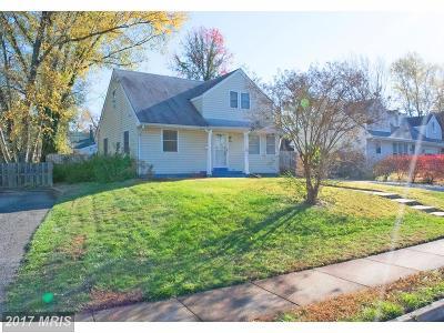 Washington, Montgomery, Fairfax Rental For Rent: 6623 Cavalier Drive