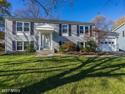 Herndon Single Family Home For Sale: 1109 Devon Street