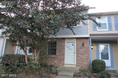 Reston Townhouse For Sale: 12141 Purple Sage Court