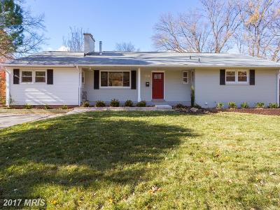 Springfield Single Family Home For Sale: 5307 Ferndale Street