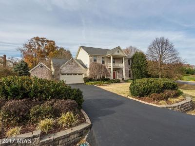 Single Family Home For Sale: 8810 Hampton Station Court