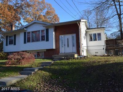 Lorton Single Family Home For Sale: 8811 Devries Court