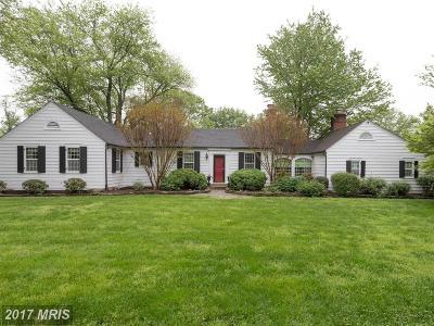 Great Falls Single Family Home For Sale: 641 Seneca Road