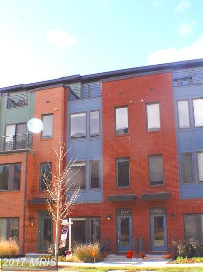 Fairfax Townhouse For Sale: 2944 Stella Blue Lane