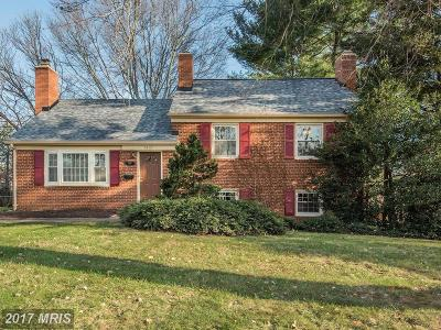 Annandale Single Family Home For Sale: 7610 Erie Street