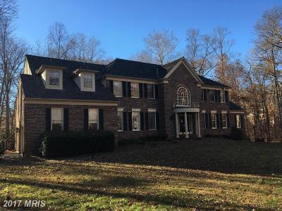 Fairfax Station VA Single Family Home For Sale: $950,000