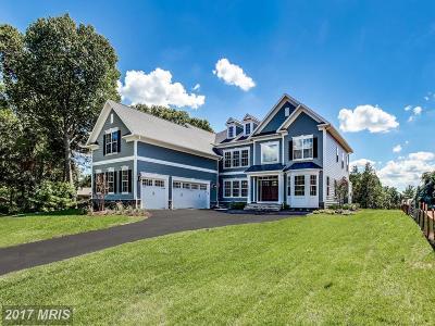 Alexandria Single Family Home For Sale: 4412 Brookside Drive