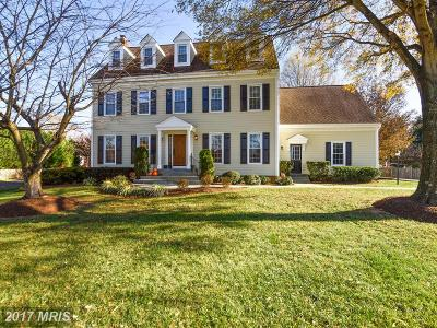 Herndon Single Family Home For Sale: 1155 Silver Beech Road