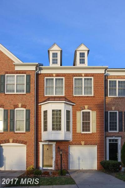 Townhouse For Sale: 2464 Terra Cotta Circle