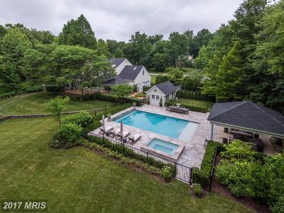 Fairfax Station VA Single Family Home For Sale: $1,395,000
