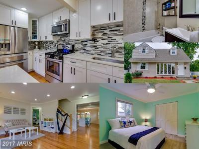 Alexandria Single Family Home For Sale: 6819 Duke Drive