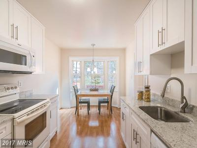 Springfield Townhouse For Sale: 7727 Bristol Square Court