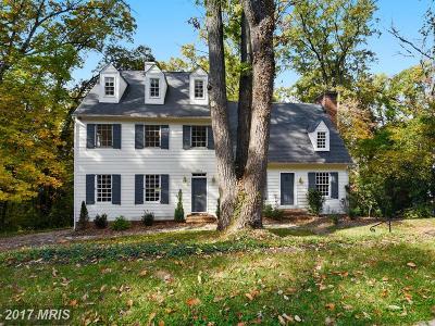 Alexandria Single Family Home For Sale: 6034 Grove Drive