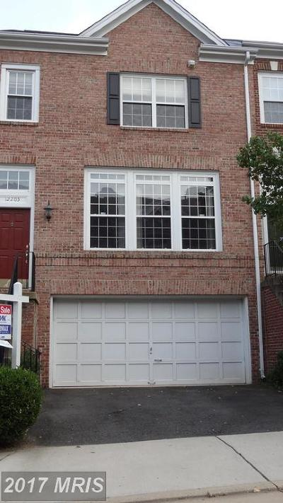 Fairfax VA Townhouse For Sale: $529,900