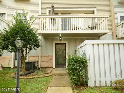 Springfield VA Townhouse For Sale: $239,900