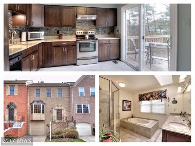 Fairfax VA Townhouse For Sale: $528,000