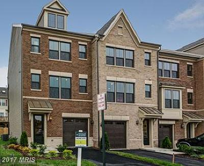 Falls Church VA Townhouse For Sale: $669,990
