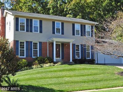 Fairfax VA Single Family Home For Sale: $645,000