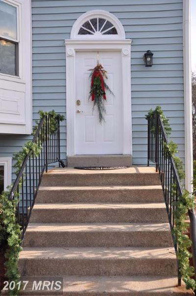 Fairfax VA Townhouse For Sale: $439,900