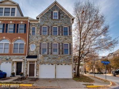 Fairfax Townhouse For Sale: 11487 Glade Meadow Drive